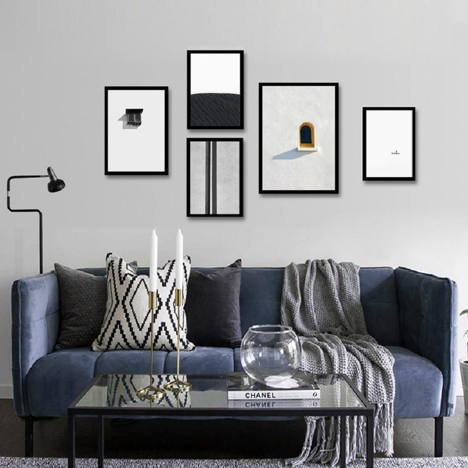 Abstract Scandinavian Minimalist Still Life Gallery Wall Art Pictures from Gallery Wallrus | Eclectic Wall Art & Decor with Worldwide Shipping