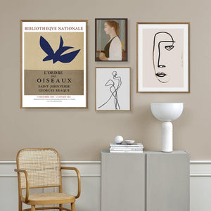 Classic Cool Gallery Wall Mix & Match from Gallery Wallrus | Eclectic Wall Art & Decor with Worldwide Shipping