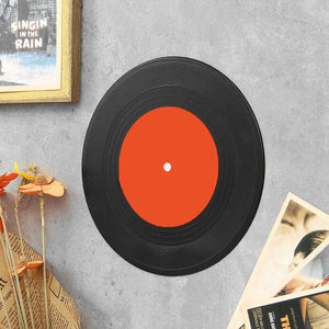 American Round Vintage Vinyl Record Wall Decor from Gallery Wallrus | Eclectic Wall Art & Decor with Worldwide Shipping