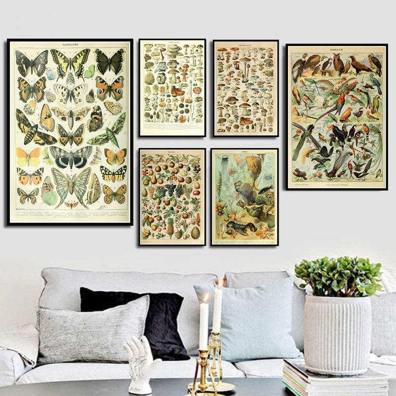 Educational Botanical Antique Art Prints from Gallery Wallrus | Eclectic Wall Art & Decor with Worldwide Shipping