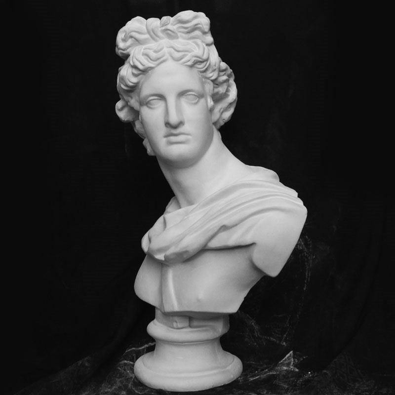 Apollo Greek Mythology Statue from Gallery Wallrus | Eclectic Wall Art & Decor with Worldwide Shipping