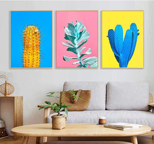 Plants & Corn Botanical Pop Arts from Gallery Wallrus | Eclectic Wall Art & Decor with Worldwide Shipping
