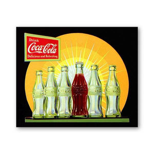 Vintage Cola Gallery Wall Art Poster Prints from Gallery Wallrus | Eclectic Wall Art & Decor with Worldwide Shipping