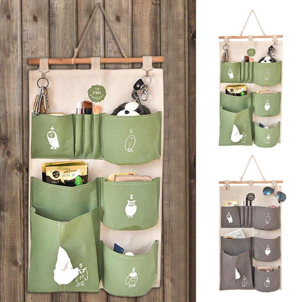 Cotton Wall Organizer from Gallery Wallrus | Eclectic Wall Art & Decor with Worldwide Shipping