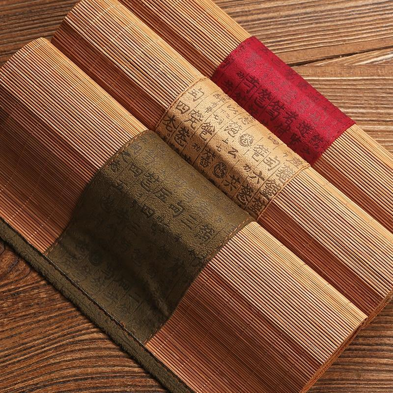 Handmade Chinese Bamboo Table Placemats from Gallery Wallrus | Eclectic Wall Art & Decor with Worldwide Shipping