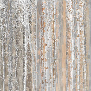 Nordic Forest Branches Nature Wall Mural from Gallery Wallrus | Eclectic Wall Art & Decor with Worldwide Shipping