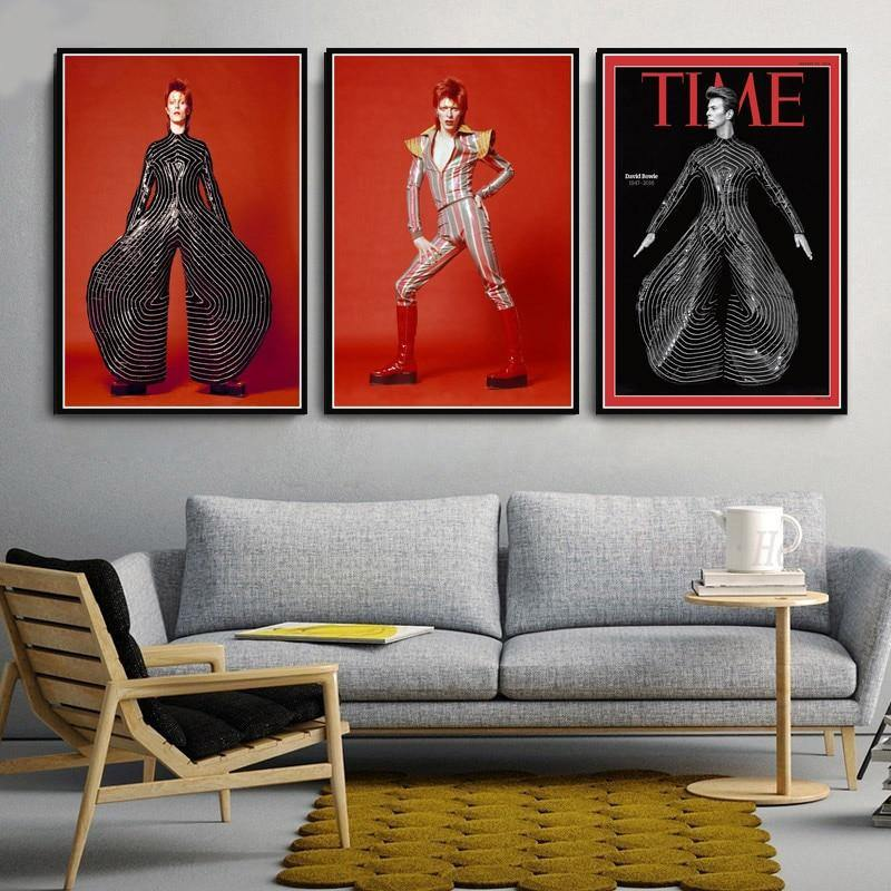 The Davide Bowie Classic Movie Artworks from Gallery Wallrus | Eclectic Wall Art & Decor with Worldwide Shipping