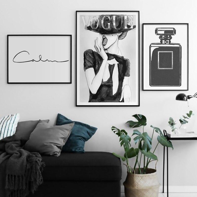 Minimalist Black and White Photography Fashion Gallery Wall Art Prints from Gallery Wallrus | Eclectic Wall Art & Decor with Worldwide Shipping