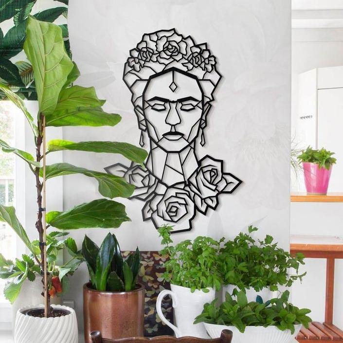 3D Art Frida Kahlo Wall Decor Collection from Gallery Wallrus | Eclectic Wall Art & Decor with Worldwide Shipping