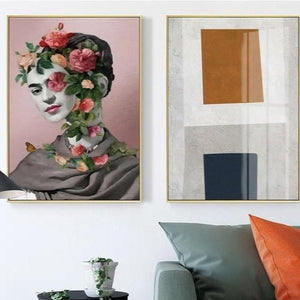 Twin Set of Contemporay Cool Prints from Gallery Wallrus | Eclectic Wall Art & Decor with Worldwide Shipping