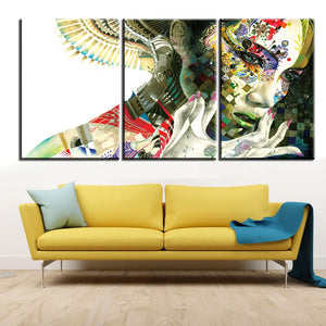 Destiny Gallery Wall Trio of Art Prints from Gallery Wallrus | Eclectic Wall Art & Decor with Worldwide Shipping