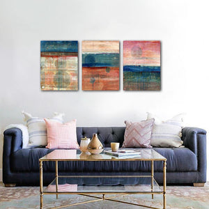 Gallery Wall Abstract Watercolor Art Print Set from Gallery Wallrus | Eclectic Wall Art & Decor with Worldwide Shipping