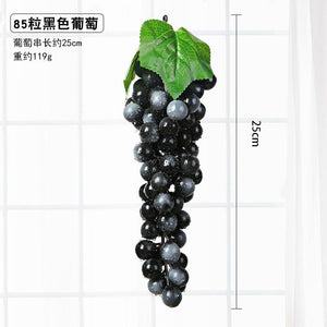 Hanging Artificial Grapes (Various Colors) from Gallery Wallrus | Eclectic Wall Art & Decor with Worldwide Shipping
