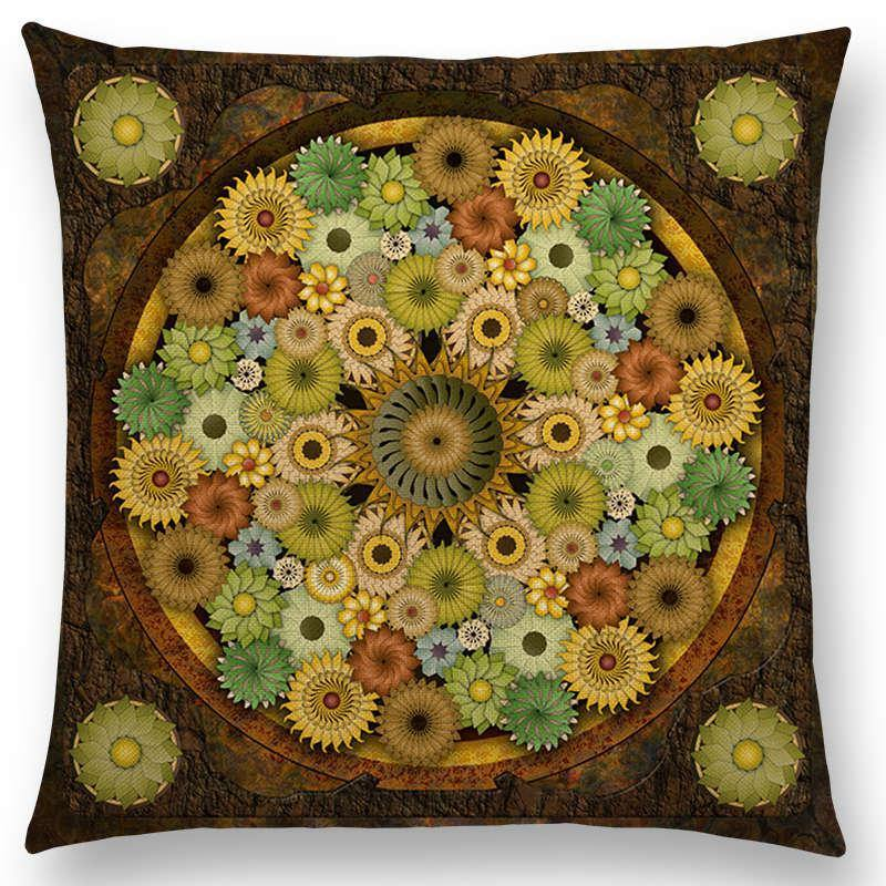 Bible Oriental Bliss Sun Moon Ararat Flower Throw Pillow Collection from Gallery Wallrus | Eclectic Wall Art & Decor with Worldwide Shipping