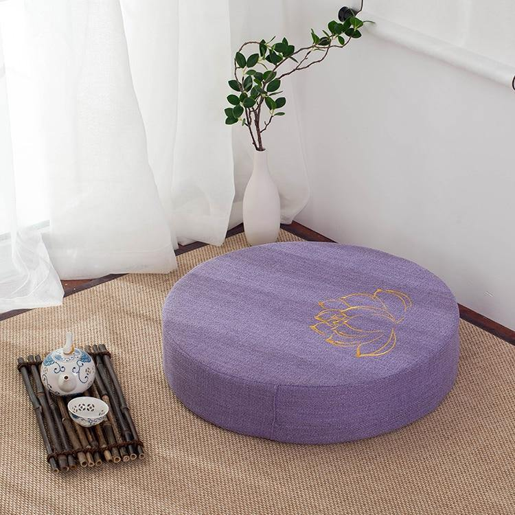 Meditation Cushion from Gallery Wallrus | Eclectic Wall Art & Decor with Worldwide Shipping