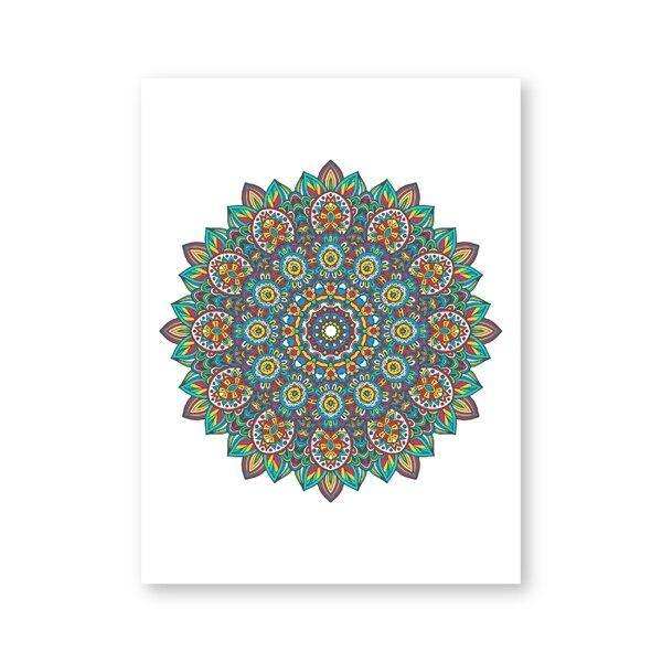 Mandala Art Prints Set from Gallery Wallrus | Eclectic Wall Art & Decor with Worldwide Shipping