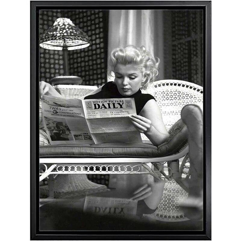 Black & White Marilyn Monroe Gallery Wall Pictures from Gallery Wallrus | Eclectic Wall Art & Decor with Worldwide Shipping