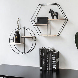Cool Shaped Wall Shelves from Gallery Wallrus | Eclectic Wall Art & Decor with Worldwide Shipping