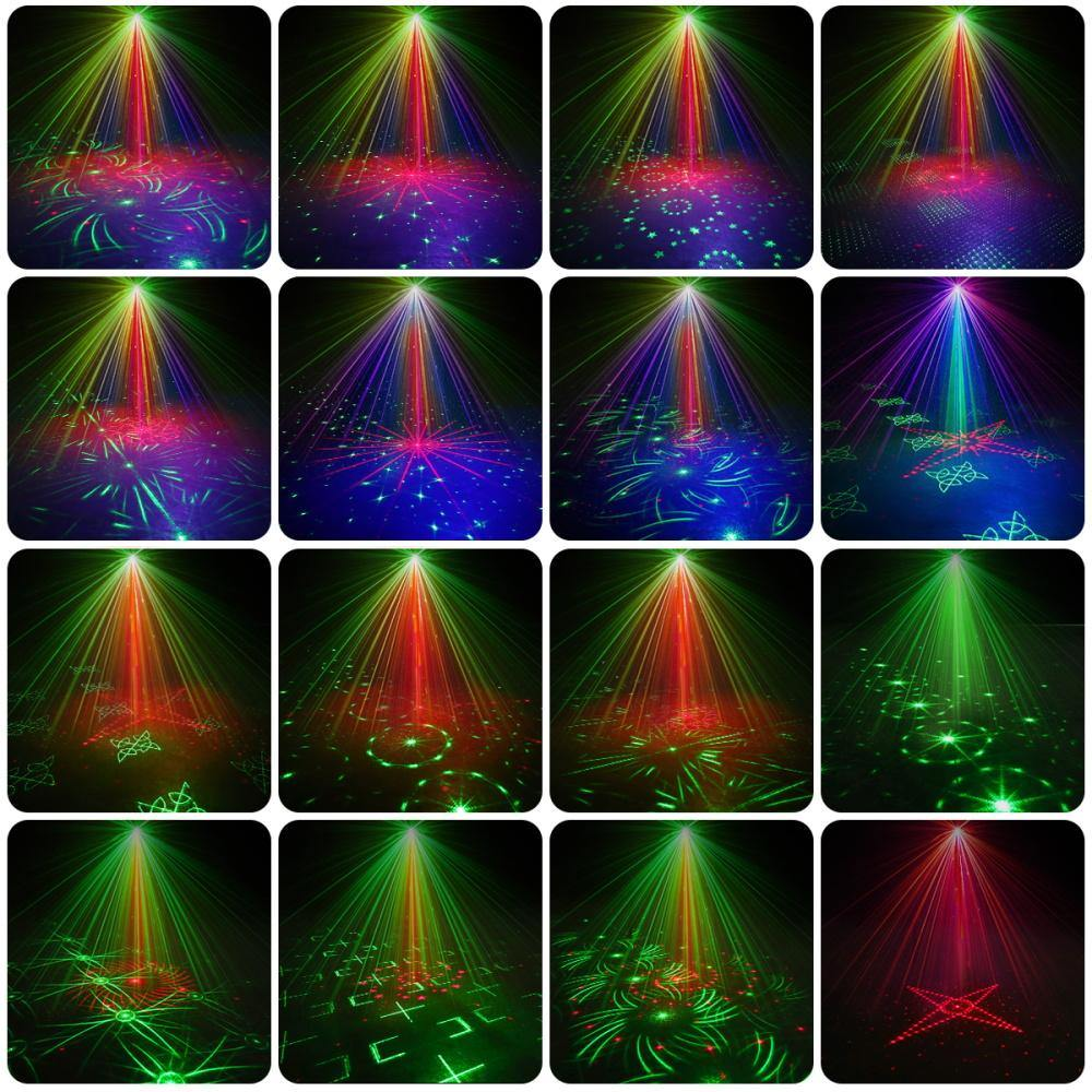Disco Laser Stage Projector Light from Gallery Wallrus | Eclectic Wall Art & Decor with Worldwide Shipping