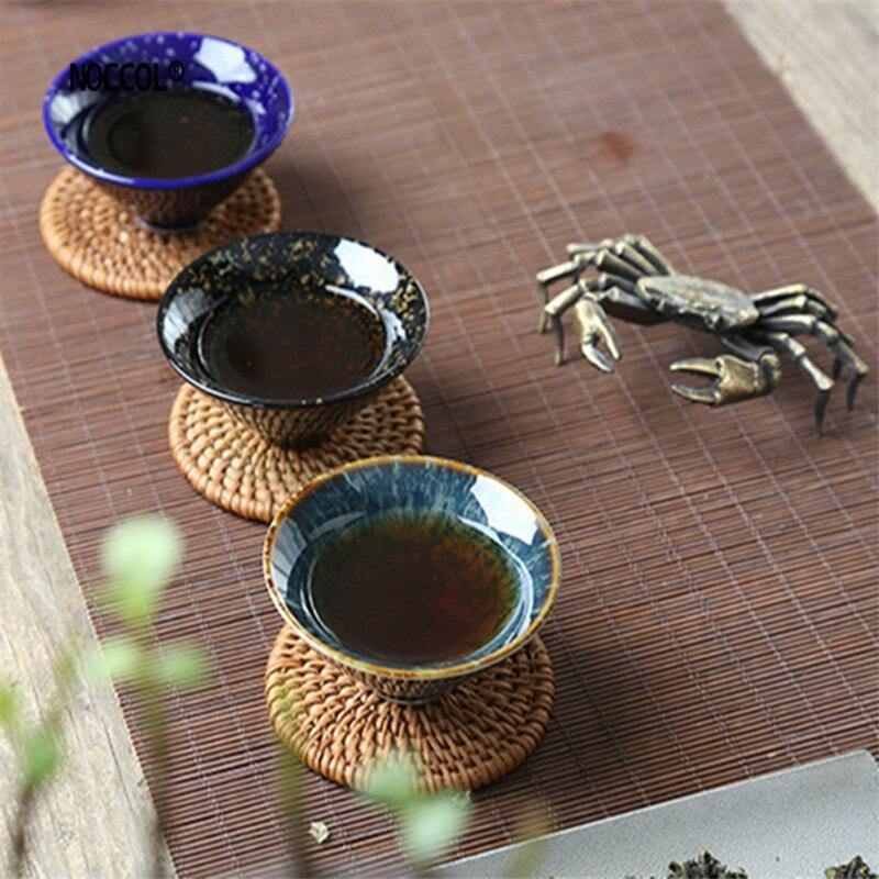 Chinese Tea Cup Gift Set from Gallery Wallrus | Eclectic Wall Art & Decor with Worldwide Shipping