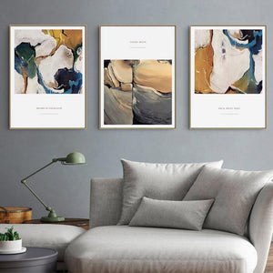 Abstract Artist Gallery Wall Paintings from Gallery Wallrus | Eclectic Wall Art & Decor with Worldwide Shipping