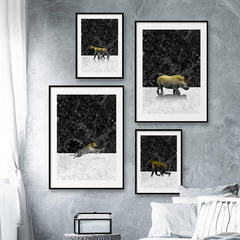 Nordic Wild Animals Gallery Wall Art Pictures from Gallery Wallrus | Eclectic Wall Art & Decor with Worldwide Shipping