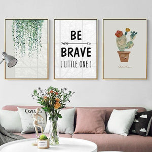 Simple Nordic Illustration and Typography Gallery Wall Art Mix & Match from Gallery Wallrus | Eclectic Wall Art & Decor with Worldwide Shipping