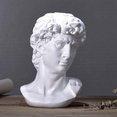 Nordic Resin Character Sculpture Venus Ornament Retro Carving Goddess Statues Decoration Craft Home Study Sketch Model Figurines from Gallery Wallrus | Eclectic Wall Art & Decor with Worldwide Shipping