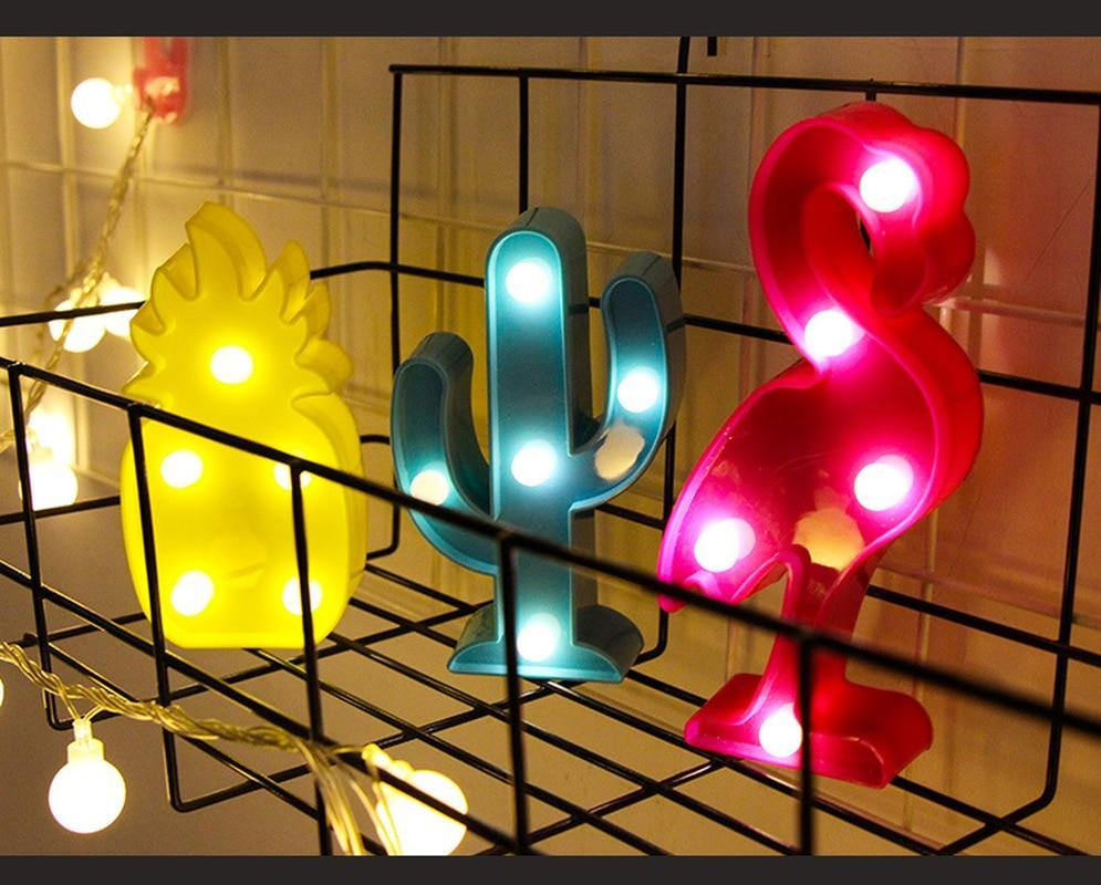 Mini Children's Bedroom Neon Lights from Gallery Wallrus | Eclectic Wall Art & Decor with Worldwide Shipping