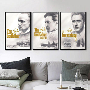 The God Father Series Gallery Wall Art Pictures from Gallery Wallrus | Eclectic Wall Art & Decor with Worldwide Shipping