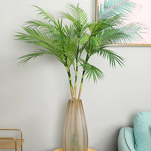Palm Tree Leaves Artificial Plants