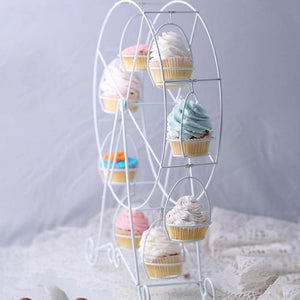 Ferris Wheel Cupcake Stand from Gallery Wallrus | Eclectic Wall Art & Decor with Worldwide Shipping