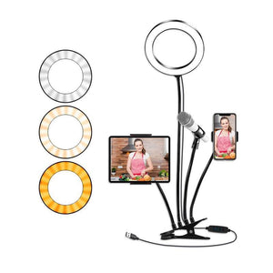 Tiktok and Youtube Video Accessory Stand Kit from Gallery Wallrus | Eclectic Wall Art & Decor with Worldwide Shipping