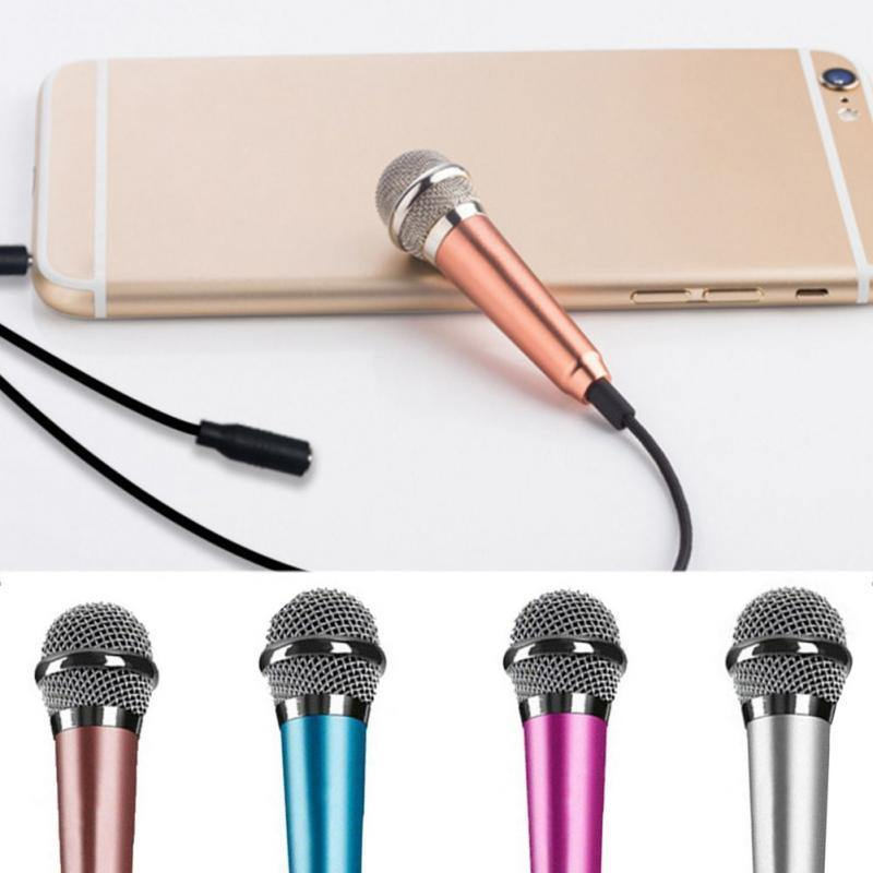 Cute Mini USB Microphone from Gallery Wallrus | Eclectic Wall Art & Decor with Worldwide Shipping
