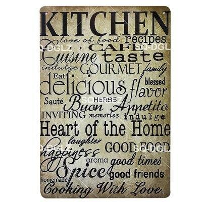 Vintage Mom Wall Art Metal Signs from Gallery Wallrus | Eclectic Wall Art & Decor with Worldwide Shipping