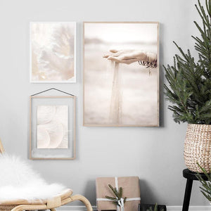 Light Brown Palette Calming Gallery Art Pictures from Gallery Wallrus | Eclectic Wall Art & Decor with Worldwide Shipping
