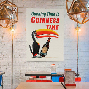 Funky Guinness Gallery Wall Art Illustration Prints from Gallery Wallrus | Eclectic Wall Art & Decor with Worldwide Shipping