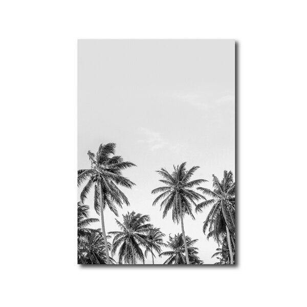 Black & White Minimalist Beach Photography Gallery Wall Art Prints from Gallery Wallrus | Eclectic Wall Art & Decor with Worldwide Shipping