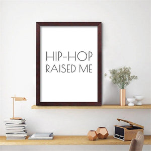 Tupac Shakur Hip Hop Rap Art Print Posters from Gallery Wallrus | Eclectic Wall Art & Decor with Worldwide Shipping