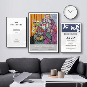 Cool Henri Matisse Posters Gallery Wall Artwork from Gallery Wallrus | Eclectic Wall Art & Decor with Worldwide Shipping