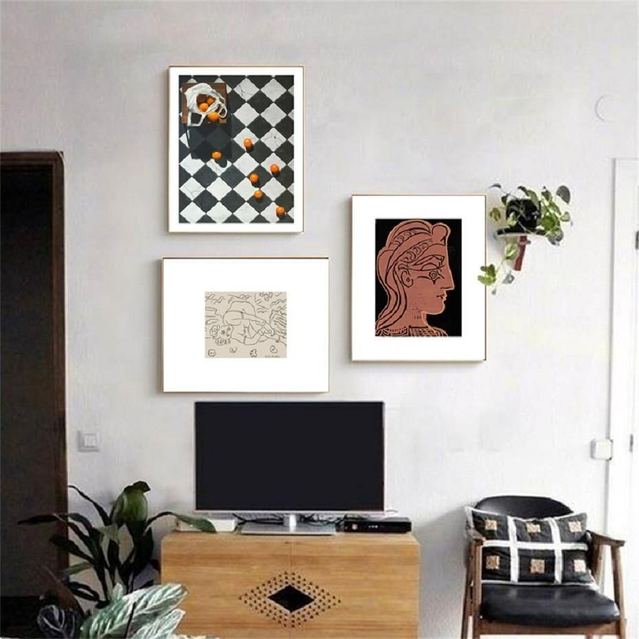 Abstract Gallery Wall Art Pictures from Gallery Wallrus | Eclectic Wall Art & Decor with Worldwide Shipping