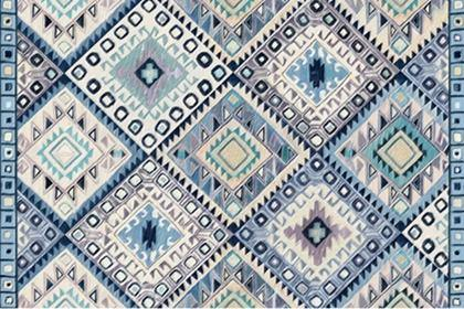 Vintage Classic Geometric Tapete Delicate Carpet Collection from Gallery Wallrus | Eclectic Wall Art & Decor with Worldwide Shipping