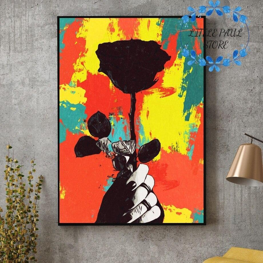 Abstract Artwork Print from Gallery Wallrus | Eclectic Wall Art & Decor with Worldwide Shipping