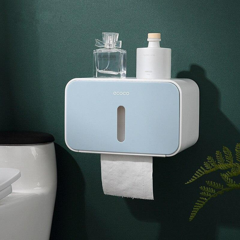 Wall Mounted Toilet Roll Holder Cupboard from Gallery Wallrus | Eclectic Wall Art & Decor with Worldwide Shipping