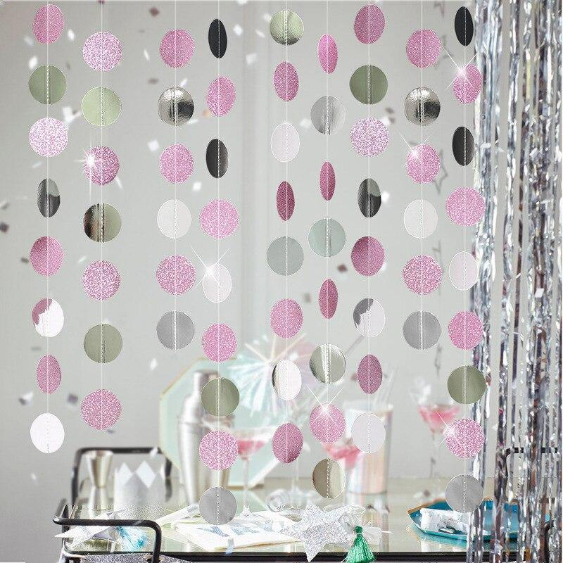 Paper Wall Garland Decorations from Gallery Wallrus | Eclectic Wall Art & Decor with Worldwide Shipping