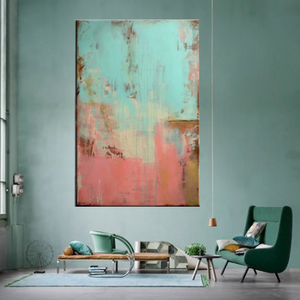 Oversized Abstract Artwork from Gallery Wallrus | Eclectic Wall Art & Decor with Worldwide Shipping