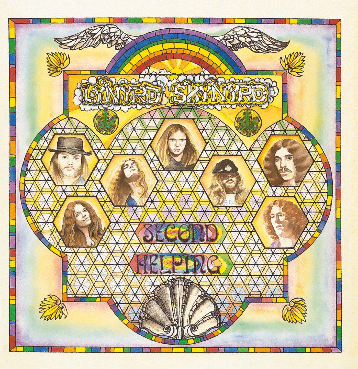 Second Helping-Lynyrd Skynyrd