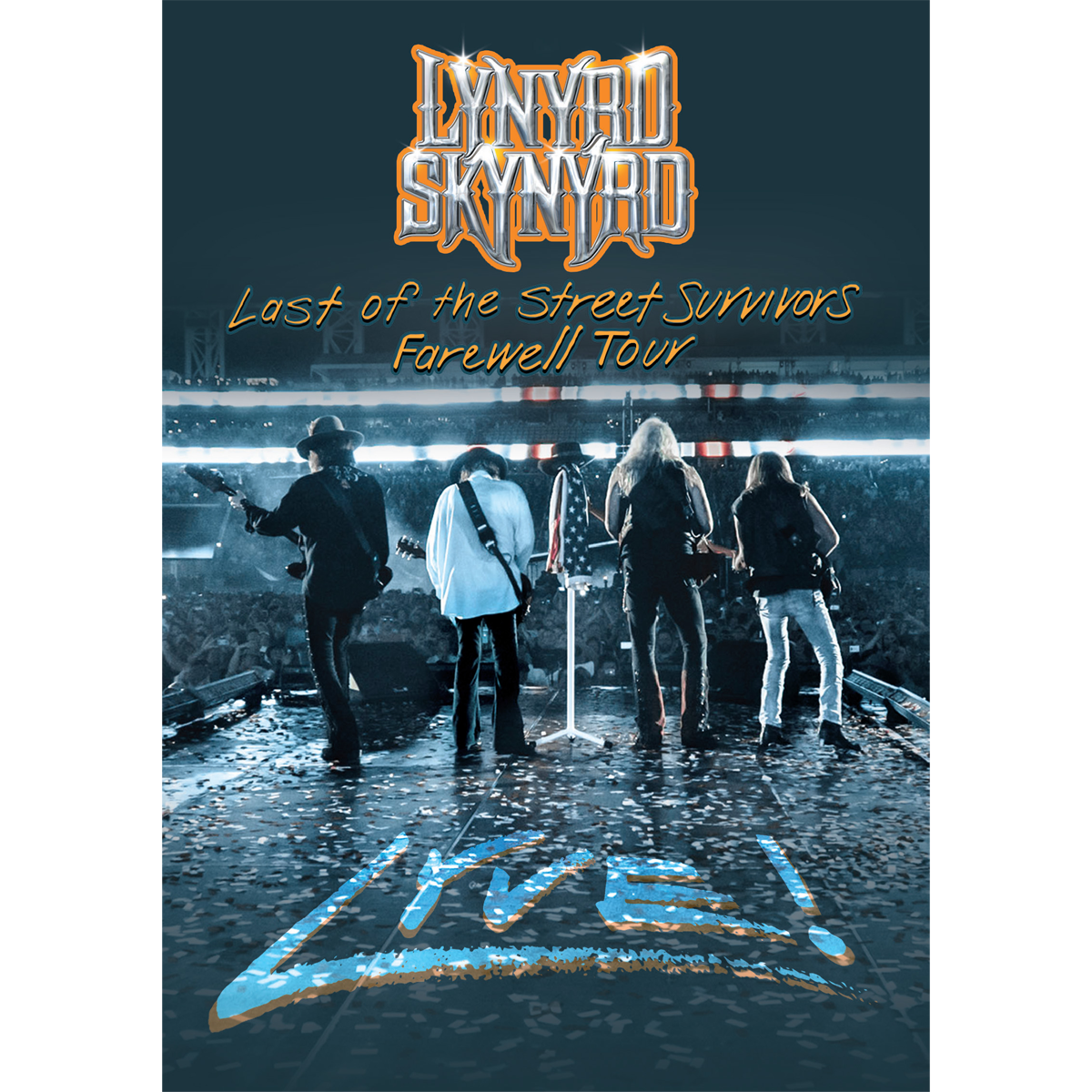 Blu-Ray Last of The Street Survivors Farewell Tour Lyve!