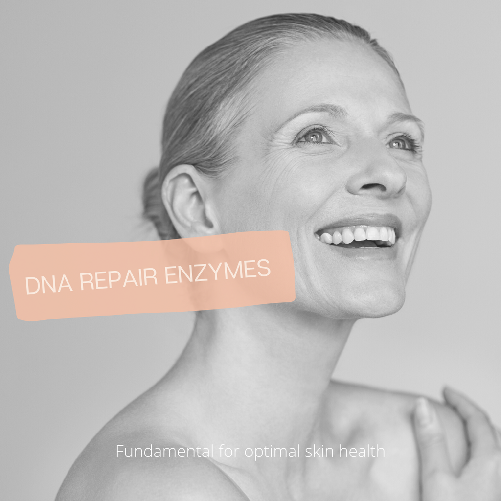 Why you need DNA repair enzymes for great skin