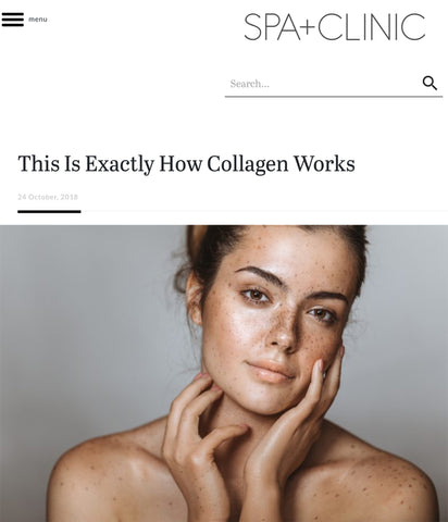 Dr. Katherine Armour Talks About Collagen in Spa+Clinic